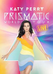 Katy Perry: Prismatic World Tour Live DVD 2015 16:9 DTS-5.1 10-30-15 Release Date