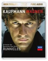 Jonas Kaufmann: Wagner (Blu-ray) 2014 High Fidelity Pure Audio Only 96kHz/24bit DTS-HD Master Audio