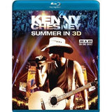 Kenny Chesney: Summer in 3D 2010 (Blu-ray) 2011 DTS-HD Master Audio