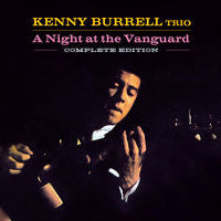 Kenny Burrell: A Night At The Village Vanguard New York 1959 CD Import 2012