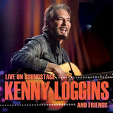 Kenny Loggins and Friends: Live on Soundstage Chicago (Deluxe Edition 2CD/DVD) 2018 Release Date 8/24/18