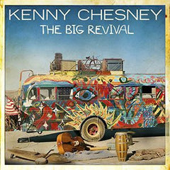 "Kenny Chesney: The Big Revival ""American Kids"" CD 2014 CMA Entertainer of the Year"