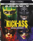 KICK-ASS 2  4K Ultra HD (With Blu-Ray, Widescreen, 2 Pack, Dolby, AC-3) 2017 10-03-17 Release Date