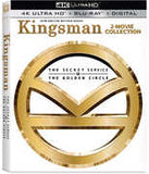 Kingsman 1 & 2: 4K Ultra HD-Blu-ray-Digital Download Box Set 4PC 2017 Release Date: 12/12/17