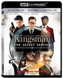 Kingsman:The Secret Service [4K Ultra HD + Blu-ray + Digital HD] 2016 03-01-16 Release Date