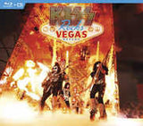 Kiss: Rocks Vegas Live At Hard Rock Cafe  2014 Deluxe Edition CD/Blu-ray DTS-HD Master Audio 2016 08/26/16 Release Date