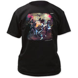 "Kiss: Alive ""Band Licensed"" T-Shirt Adult Medium 100% Cotton Med-Large-Extra Large"