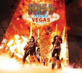 Kiss: Live Vegas At Hard Rock Hotel 2014 CD/DVD 2016 16:9 DTS 5.1 08-26-16 Release Date