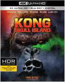 Kong: Skull Island on 4K Ultra HD 2017 7-18-17 Release Date