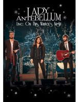 lady antebellum on this winters night live in nashville 2013 dvd 169 dts