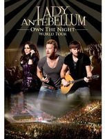 Lady Antebellum: Own the Night Tour 2011 DVD 2012 16:9 DTS 5.1