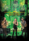 Lady Antebellum: Wheels Up Tour Irvine Meadows CA.2015 DVD 2015 16:9 DTS 5.1 11-13-15 Release Date