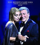 "Tony Bennett & Lady Gaga: Cheek To Cheek Live ""Great Performances"" PBS Special 2014 (Blu-ray) 2015 DTS-HD Master Audio 01-20-15 Release Date"