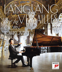 Lang Lang: Live In Versailles Hall Of Mirrors Chopin/Tchaikovsky 2015 (Blu-ray) 2015 DTS-HD Master Audio 11-13-15 Release Date