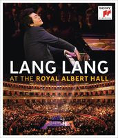 Lang Lang: Live At The Royal Albert Hall 2013 (Blu-ray) 2014 DTS-HD Master Audio Release Date 11-17-14