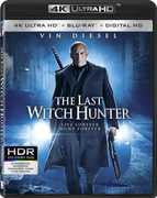 The Last Witch Hunter [4K Ultra HD + Blu-ray + Digital HD]  (4K Mastering, 2 Pack, Vin Diesel 2016 03-01-16 Release Date