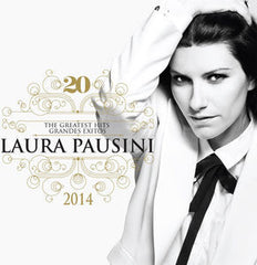 Laura Pausini: 20 The Greatest Hits/Grando Exitos CD 2014 Latin Pop/Rock