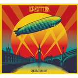 Led Zeppelin: Celebration Day 2007 Concert London O2 Arena (Blu-ray) 2012 1BR/2 CD Deluxe Edition