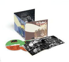 Led Zeppelin: Led Zeppelin 2 1969 Deluxe 2 CD Edition Digitally Remastered Includes Bonus CD of Outtakes June 3rd 2014 Release Date