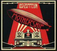 Led Zeppelin: Mothership 2 CD Bonus DVD 2007 Deluxe Edition 16:9 DTS 5.1