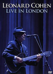Leonard Cohen : Live In London O2 Arena 2008 DVD 2009 16:9  Dolby Digital 5.1