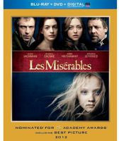 Les Miserables: Les Miserables Musical (Blu-ray) 2014 DTS-HD Master Audio