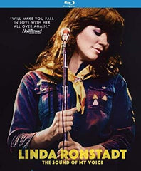 Linda Ronstadt: The Sound of My Voice Documusic (Blu-ray) Rated: NR 2019 Release Date 12/10/19