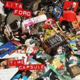 Lita Ford: Time Capsule Grammy-nominated Artist  CD 2016 Release Date 4/15/16
