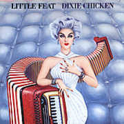 Little Feat: Dixie Chicken Southern Rock CD 1987