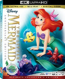 The Little Mermaid: (30th Anniversary Signature Collection) (4K Ultra HD+Blu-ray+Digital Copy) 2019 Release Date 2/26/19