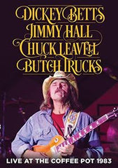 Dickey Betts: Live At The Coffee Pot 1983 DVD 2016 Dolby Digital