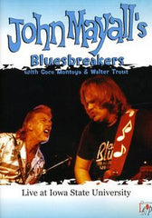 John Mayall Bluesbreakers & Friends: Live At Iowa State University 1987 DVD 2008 Dolby Digital