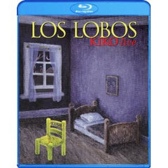 Los LoBos: Kiko Live House Of Blues San Diego 2006 (Blu-ray) Bonus CD Edition 2012 DTS-HD Master Audio