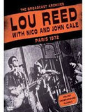Lou Reed: Lou Reed With Nico And John Cale Paris 1972 DVD 2012 DTS 5.1