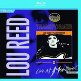 Lou Reed: Transformer & Live At Montreux 2000 (Blu-ray) 2014 DTS-HD Master Audio 3-25-14 Release date