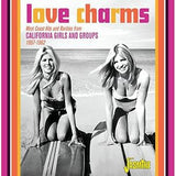 Love Charms: West Coast Hits Rarities From California Girls & Groups  CD 2017 03-24-17 Release Date