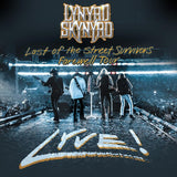 Lynyrd Skynyrd: Last Of The Street Survivors Tour Live! Deluxe Edition (2 CD/DVD) 2020 Release Date 2/14/20