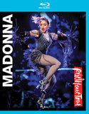 Madonna: Rebel Heart Tour 2016 (Blu-ray)  DTS-Master Audio 09-15-17 Release Date