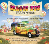 Magic Bus Summer Of Love / Various [Import] United Kingdom - 2 CD 2016 Release Date 6/24/16
