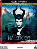 Maleficent: (4K Ultra HD+Blu-ray+Digital)  Rated: PG Release Date 9/24/19