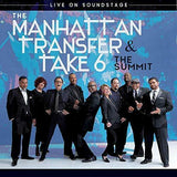 The Manhattan Transfer & Take 6 Perform Live On Soundstage Chicago PBS (CD/Blu-ray) DTS HD Master Audio