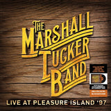 Marshall Tucker: Live At Pleasure Island Orlando Florida 1997 Deluxe 2 CD 2018 Release Date 9/25/18