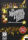 Marshall Tucker Band: The Marshall Tucker Band Live From The Garden State 1981 DVD 2017 Dolby Digital 5.1 Release Date 11/24/17