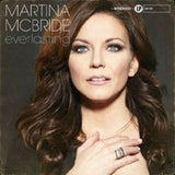 Martina McBride: Everlasting CD 2014 4 Time CMA Vocalist Of the Year 04-08-14 Release Date