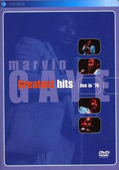 Marvin Gaye: Greatest Hits Live Filmed In Holland 1976 DVD 2007 Dolby Digital