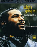 Marvin Gaye: What's Going On (Blu-ray Pure Audio Only) 2013 PCM 2.0- Dolby True HD-DTS-HD Master Audio Audio Only 96kHz/24bit Includes Digital Download
