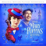 Mary Poppins Returns (Various Artists)  CD Release Date 12/7/18