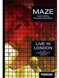 Maze: Live At The Hammersmith Odeon 1995 Maze & Frankie Beverly DVD 2013 16:9 Dolby Digital 5.1