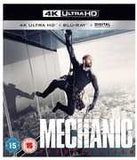 Mechanic Resurrection ( Blu-Ray, 4K Mastering, 2 Pack, 2PC) 2016 Pre-order 11-22-16 Release Date