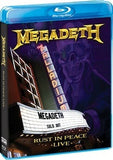 Megadeth: Rust In Peace Live-Shout Factory 2010 DTS-HD Master Audio (Blu-ray) 2010